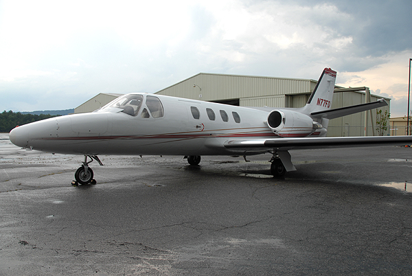 1982 Citation ISP – Serial Number 250 – Registration N77FD