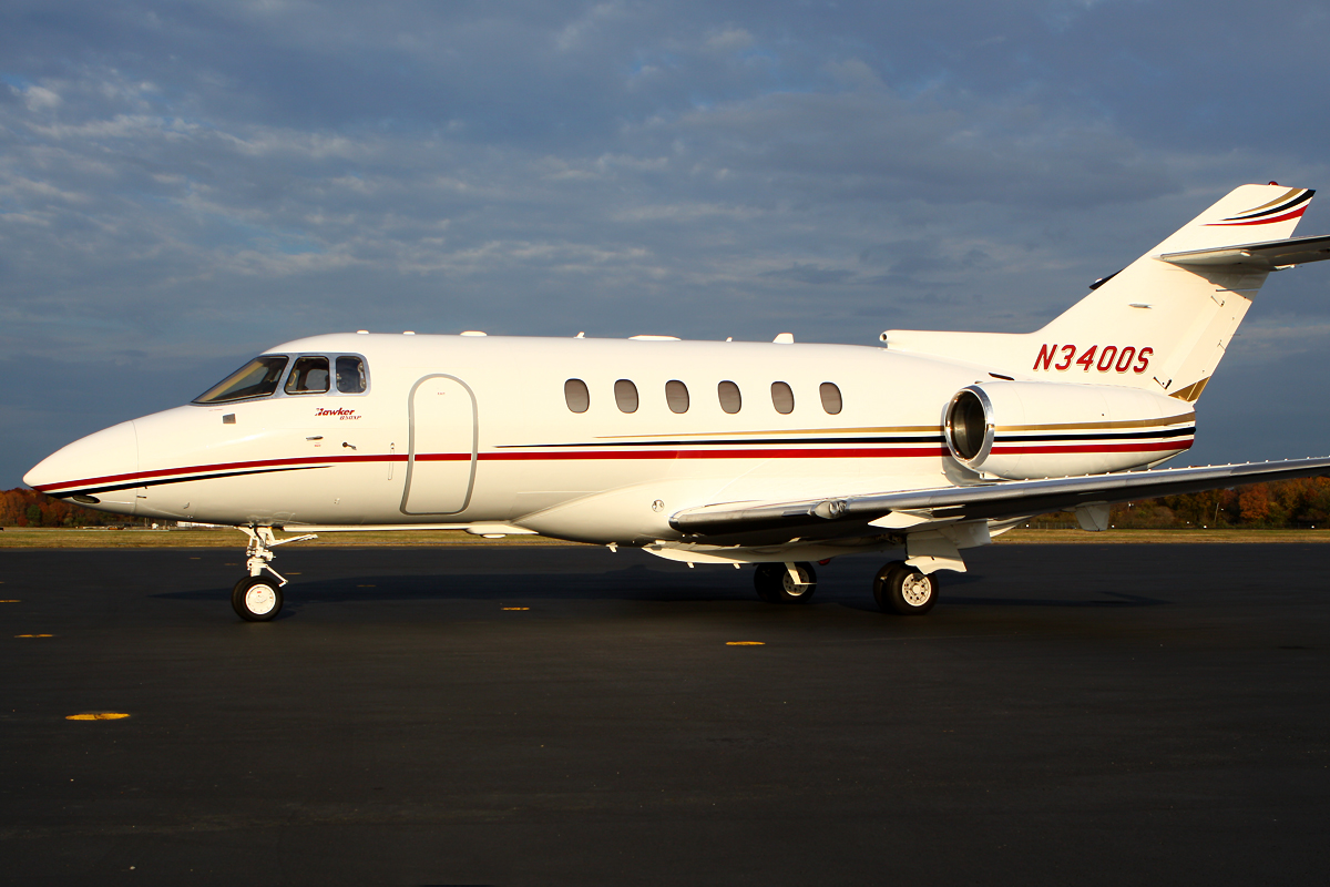 Hawker 850XP – SOLD