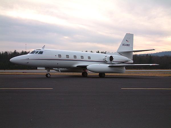 1977 Jetstar II – Serial Number 5207 – N34WR